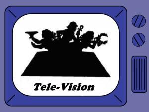 TELE-VISION LOGO